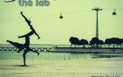 "New Release THE LAB ""Balanced"" with Lukas Keller on bass"
