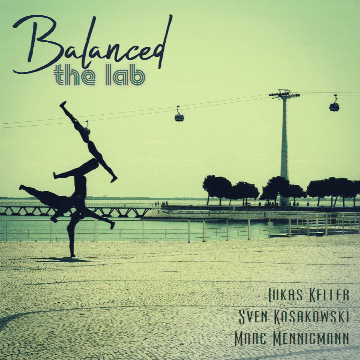 THE LAB Balanced - Cover