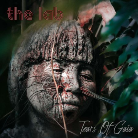 "The Lab's ""Tears Of Gaia"" single cover"