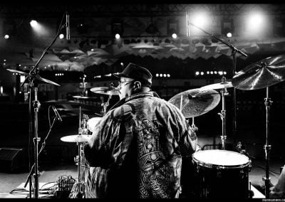 Dennis Chambers - Drums