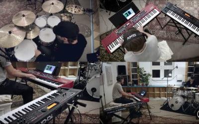 Mennigmann/Kosakowski: Duo Improvisation