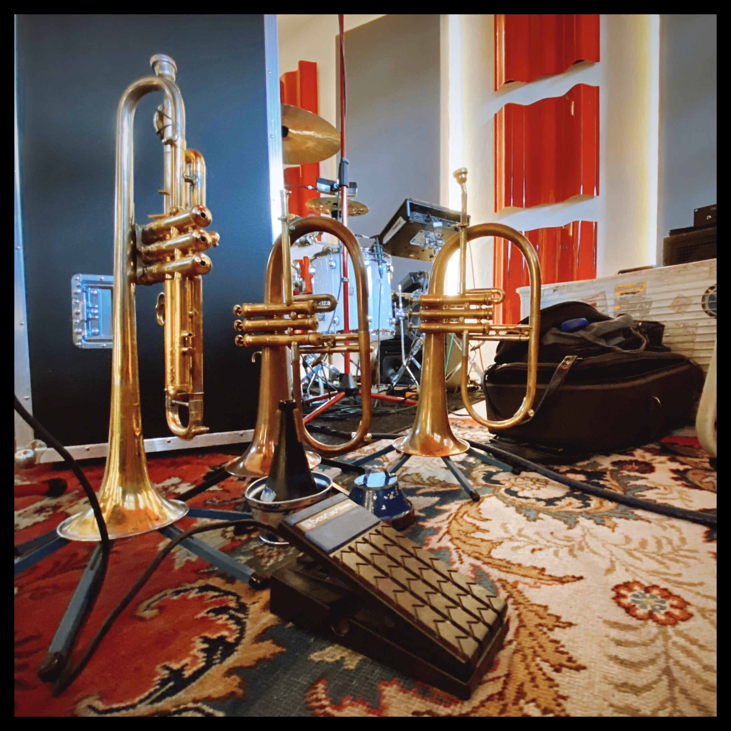 THE LAB - Markus Stockhausen - Trumpet