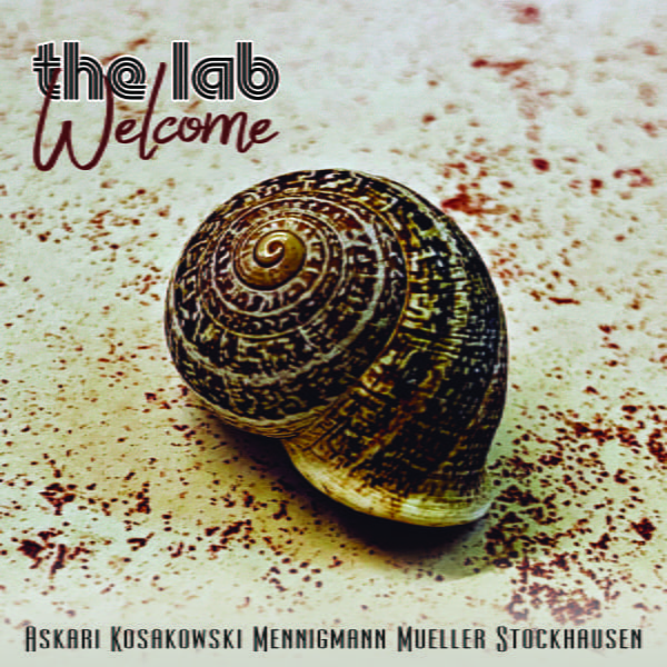 "THE LAB ""Welcome"" – another new album released today"