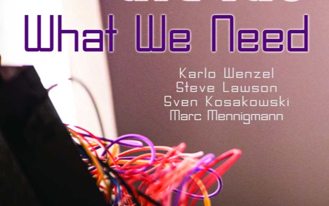 "THE LAB ""What We Need"" – new album released today!"