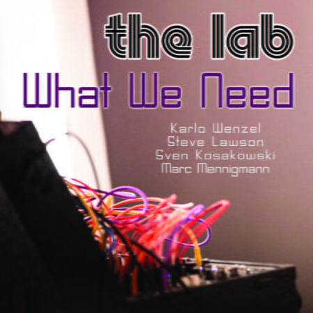 """What We Need"" album cover"