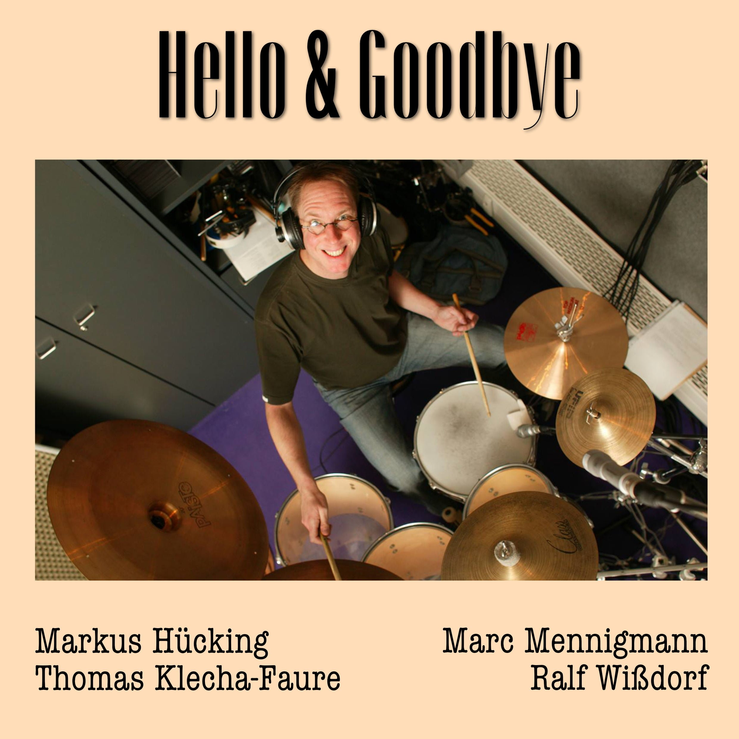 Hello & Goodbye Cover